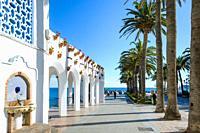 Nerja, Málaga, Andalusia, Spain, Europe.