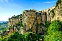 Ronda, Málaga, Andalusia, Spain, Europe.