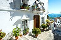 Alozaina, Málaga, Andalusia, Spain, Europe.