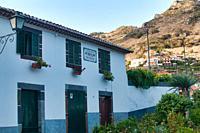 Texeira house in Machico, Madeira, Portugal