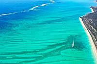 Coral reef near Salary, South Western coast of Madagascar.
