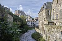 The Dean Village is a tranquil green oasis on the Water of Leith, only five minutes walk from Princes Street. . In the past the village housed mills o...