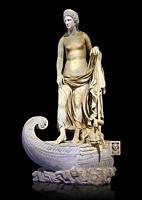 Statue of Thetsis - a 2nd century AD Roman statue found in the city of Lavinia, Italy. Thetis, Ancient Greek: is encountered in Greek mythology mostly...