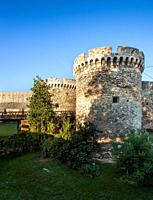 Belgrade's historic Kalemegdan Fortress, a public-owned park and Serbia's largest fortification.