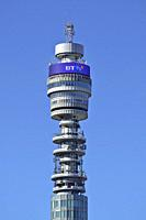 The BT Tower, London, United Kingdom.