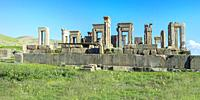 Persepolis, General overview, Fars Province, Islamic Republic of Iran.