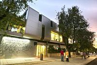 Escuela Superior de Diseño. Moratalaz. Madrid. Spain.
