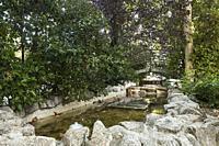 Parque de Moratalaz. Madrid. Spain.