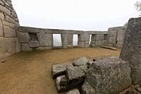 Machu Picchu (Peru), a UNESCO World Heritage Site.