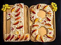 18 years birthday cake