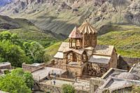 Saint Stepanos Armenian Monastery, near Darashamb, East Azerbaijan, Iran.