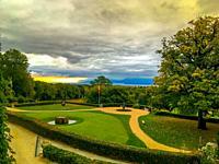 Club de Golf Bonmont in Geneve, Switzerland.