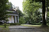 Sacro Monte Calvario chapel, Orta, Novara, Piedmont, Italy.