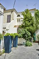 A family home in Sodeco District. Beirut. Lebanon.