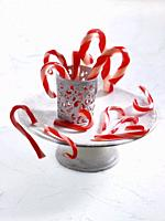 Bastones de caramelo / Candy canes