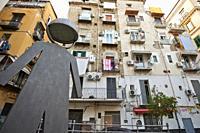 Quartieri Spagnoli, Spanish Quarters, historic center, Naples city, Campania, Italy, Europe