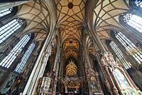 St. Stephen's Cathedral, Vienna, Wien, Austria, Europe.