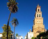 Santa Maria de la Mesa church, Utrera, Seville, Spain.