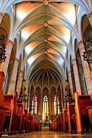 Sant Felix church, Sabadell, Catalonia, Spain