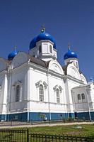 Our Lady of Bogolyubovo Cathedral, Svyato-Bogolyubsky Monastery, North of Vladimir, Russia