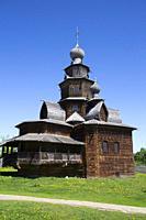 Museum of Wooden Architecture, Suzdal, Vladimir Oblast, Russia
