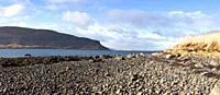 Waternish beach. Isle of Sky. Scotland.