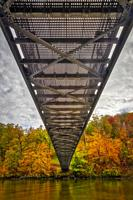 Popolopen Footbridge.