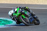 WSBK Winter test Spanish, Jerez 29th November 2019