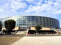 PalaLottomatica, formerly known as Palazzo dello Sport or Palaeur, is a multi-purpose sports and entertainment arena in the EUR district of Rome - Ita...