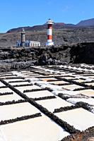 Saline. Fuencaliente. La Palma. Canary Islands. Spain