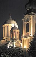 Bosnia and Herzegovina, Sarajevo, Serbian Orthodox Cathedral.