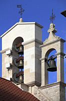 Croatia, Sibenik, St Barbara Church.