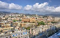 Italy, Sicily Island, Mesina City.