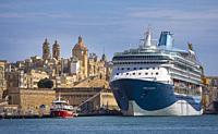 Malta, La Valeta City, (W. H. ), Unesco, Cruiser.