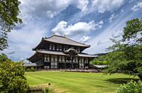 TŠ. dai-ji temple. Nara, Japan.
