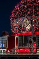 Science World in Vancouver, Science World in Vancouver, British Columbia - Canada.
