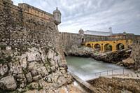Peniche Fortress, Leiria, Oeste, Portugal, Europe.