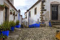 Obidos, Oeste, Leiria, Portugal, Europe.
