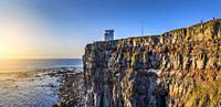 Latrabjarg cliffs, Westfjords, Iceland.