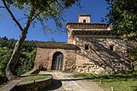 Monasterio de Suso, San Millán de la Cogolla, La Rioja, Spain.