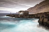 punta grande hotel. El Hierro Island. Canary Islands. Spain