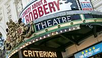 Criterion Theatre, Piccadilly, London, England.