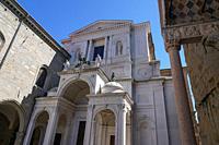 Bergamo Cathedral, dedicated to Saint Alexander, Bergamo, Lombardia, Italy, Europe.