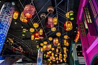 IconSiam shopping mall food court, Khlong San District, Thonburi, Bangkok, Thailand