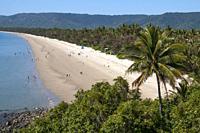 Four Mile Beach, Port Douglas, North Queensland, Australia