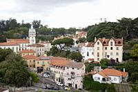 Views Over Home sin Sintra Old Town, Portugal.