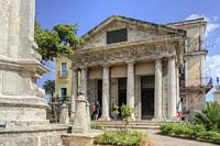 El Templete, Old Havana, Cuba, North America.