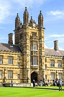 University of Sydney, australia's first university in Sydney city centre
