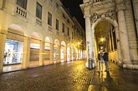 "Vicenza is also known as the """"city of Palladio"""" and has been declared a World Heritage Site by UNESCO in 1994 in Veneto Italy on November 22, 2019. ..."