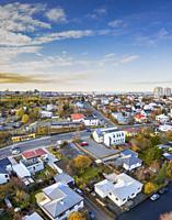 Neighborhoods, Reykjavik, Iceland.